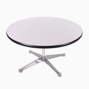 Table Basse ou Table d'Appoint Mid-Century par Charles & Ray Eames pour Herman Miller