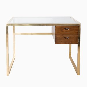 Rationalist Desk in Brass