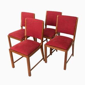 Stühle, 1950er, 4er Set