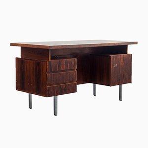 Cubic Schreibtisch aus Palisander, 1960er