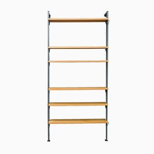 Shelving System in Ash by Olof Pira, 1960s