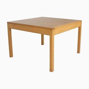 Table Basse Modèle 5363 par Børge Mogensen pour Fredericia, Denmark, 1980s