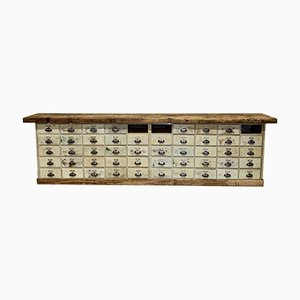 Cabinet with 48 Drawers