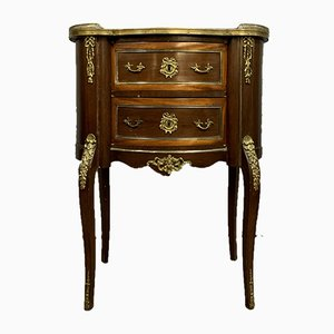 Louis XV Marquetry Chest of Drawers