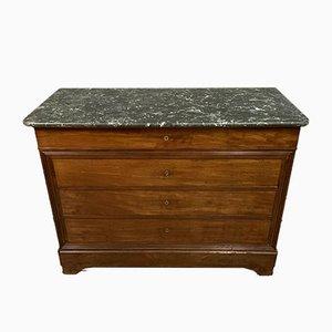 Charles X Mahogany Dresser