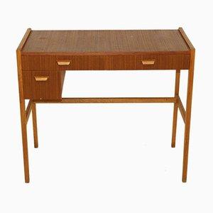 Teak Console Table, Sweden, 1960s