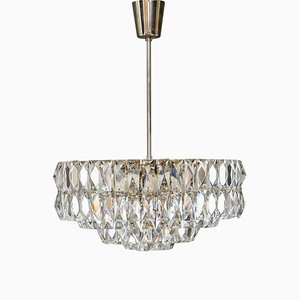 Chandelier from Bakalowits & Söhne, 1950s