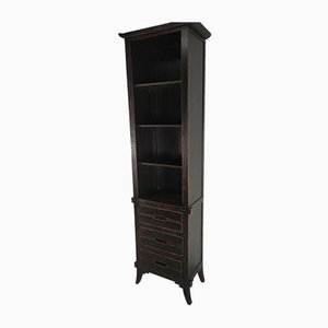 Chinese Black Shelf