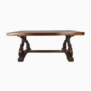 Table Antique en Noyer, Espagne