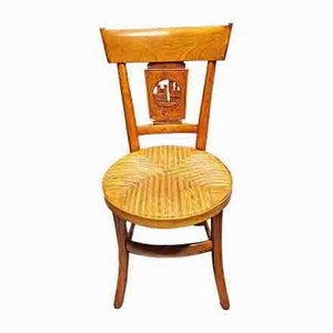Directoire Chairs, 18th-Century, Set of 6