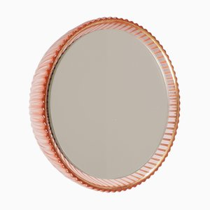 Saturn 137a Wall Mirror by Andreas Berlin, 2019
