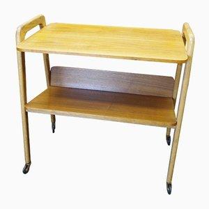 Mid-Century Teak Side Table