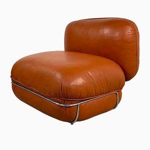 Diega Lounge Chair by Gastone Rinaldi for Rima, 1970s