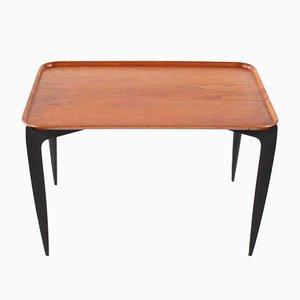 Table d'Appoint par Svend Åge Willumsen & Hans Engholm pour Fritz Hansen, Danemark, 1950s