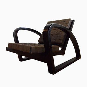 Art Deco Stühle, 2er Set