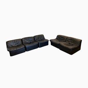 Modular Model Tabasco Sofa Set from Brusadelli, Set of 5