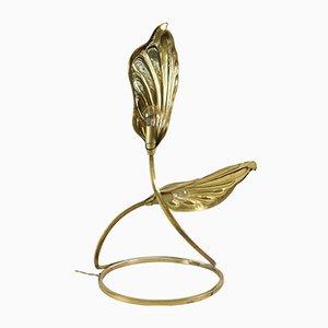 Italian Brass Desk Lamp by Carlo Giorgi & Tommaso Barbi for Bottega Gadda, 1960s