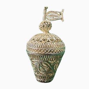 Antike Kiste aus Silber, Russland, 1870er
