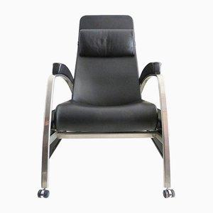 Spring Chair mit Ottoman von Tecta, 2er Set