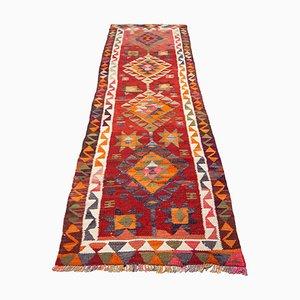 Tapis Kilim Vintage Style Bohémien, Turquie