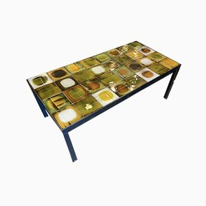 Planet Coffee Table by Roger Capron, 1960s
