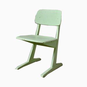Chaise pour Enfant Verte de Casala, 1960s