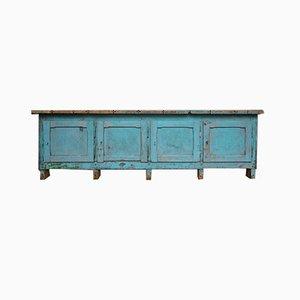 Vintage Schrank mit Türen