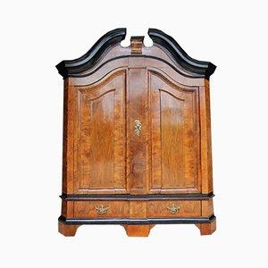North German Baroque Cabinet, 1780s