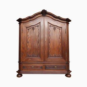 German Baroque Cabinet, 18th-Century
