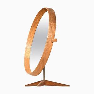 Table Mirror by Uno & Östen Kristiansson for Luxus, Vittsjö, Sweden