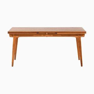 Model AT-312 Dining Table by Hans Wegner for Andreas Tuck, Denmark