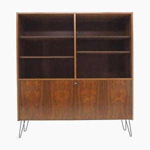 Palisander Bookcase from Omann Jun, Denmark, 1960s