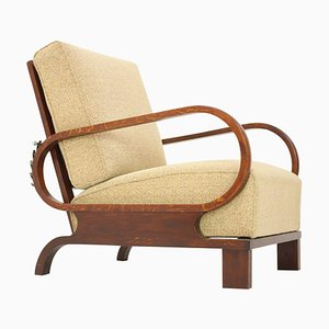 Art Deco Armchair, 1930s
