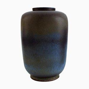Grand Vase par Berndt Friberg pour Gustavsberg, 1968