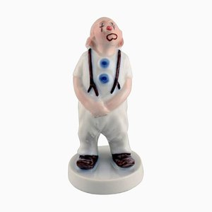 Clown Numéro de Modèle 2508 en Porcelaine de Bing & Grøndahl