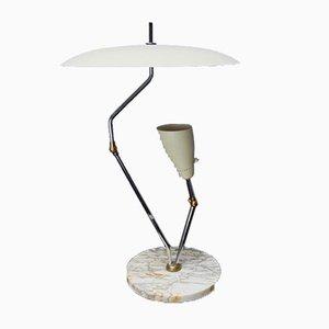 Reflector Desk Lamp by Gino Sarfatti, 1950s
