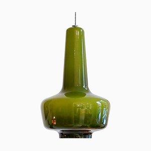 Holmegaard Pendant Lights by Hans-Agne Jakobsson for Fog & Mørup, 1960s, Set of 2