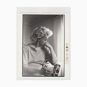Marilyn Monroe, 4 Tage in New York, 1955