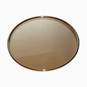 Mirror in Chrome Frame, 1980s