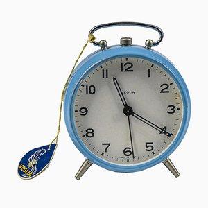 Blue Alarm Clock from Vigil, 1950s