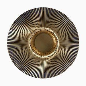 Table Basse Suntex Bleue par Yann Dessauvages