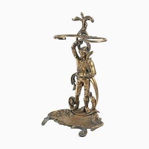 Schirmständer aus Bronze