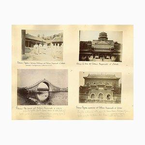 Vues Inconnues, Pékin, Albumches, 1890s