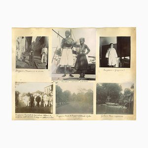 Unknown, Ancient Views of Johor and Singapore, Albumen Print, 1880s/1890s, Set of 12