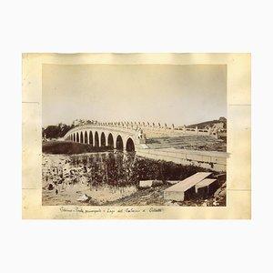 Unknown, Imperial City of Beijing, Albumen Prints, 1890s, Set of 2