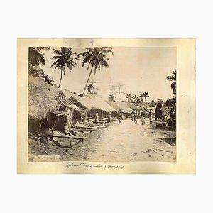 Unknown, Ancient Views of Johor Photograph, Albumen Prints, 1890er, 5er Set