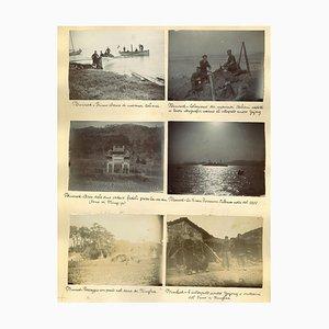 Unbekannte, Antike Historische und Ethnische Fotografien, Albumen Drucke, 1890er, 8er Set