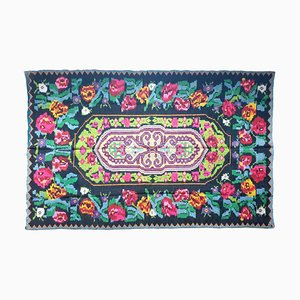 Floral Handwoven Rug