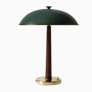 Brass Table Lamp from NK