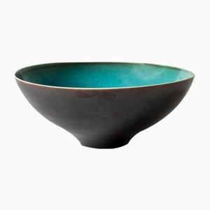 Stoneware Bowl by Friedl Holzer-Kjellberg